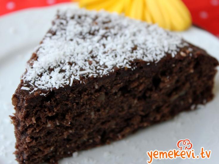 Limonlu Kakaolu Kek www.yemekevi.tv, www.facebook.com/YemekeviTV, www.twitter.com/yemekevitv, www.youtube.com/user/fvayni, www.instagram.com/fatosunyemekevi
