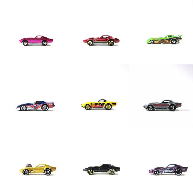 The Western Diecast Review: Distinguishing 11 Different Hot Wheels 3rd Generat...