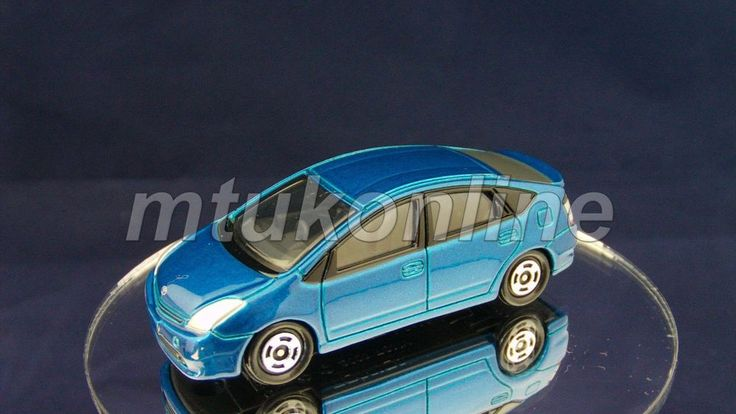 TOMICA 106D TOYOTA PRIUS | 1/60 | 106D-1 | FIRST LIMITED COLOR | 2004 CHINA