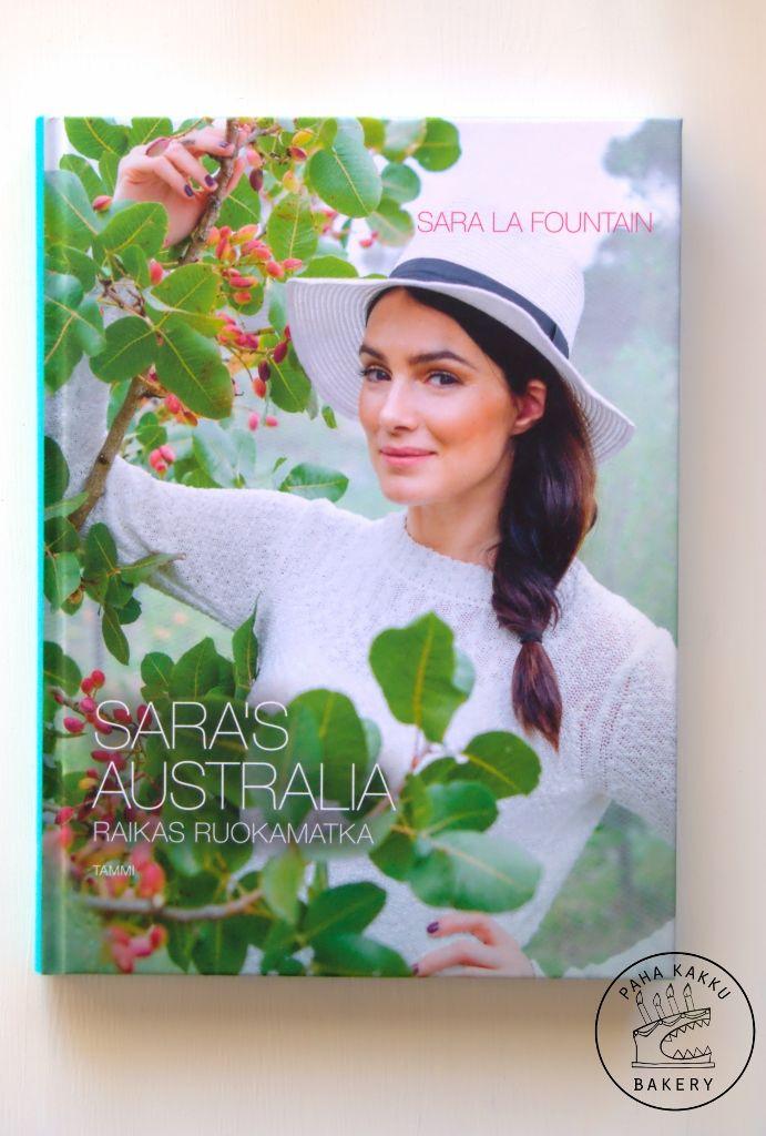 Sara's Australia-kirjaesittely | Paha Kakku