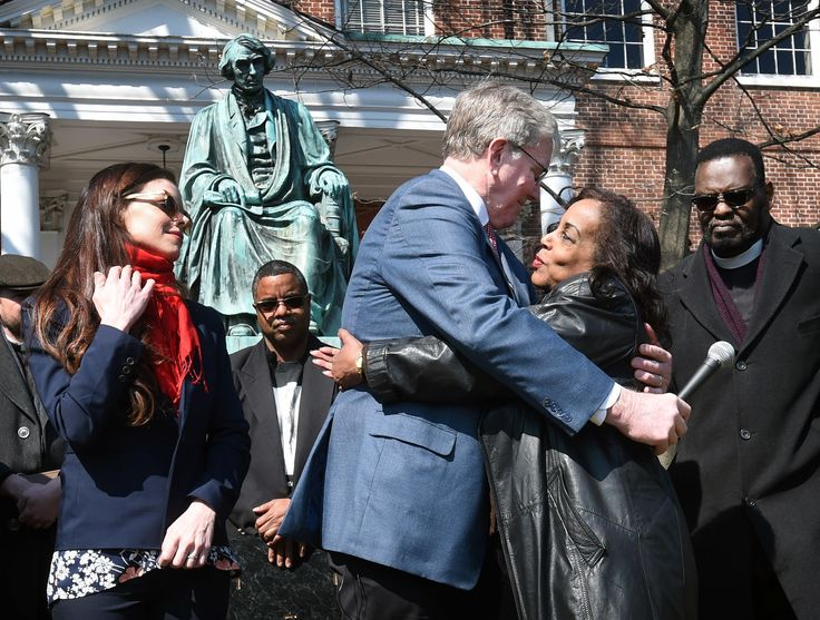 On Monday in Annapolis, descendants of former Supreme Court chief justice Roger B. Taney apologize to a descendant of Dred Scott, initiating what both families hope will be a long-term campaign of racial reconciliation in America.