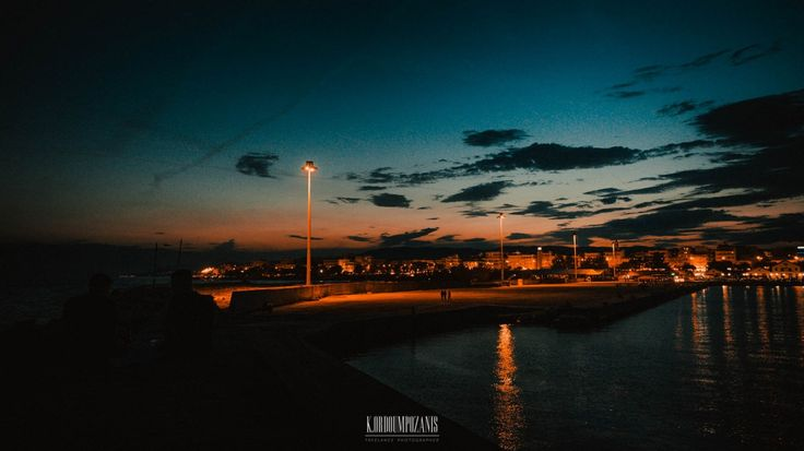 Summer: Low light Photos by the sea
