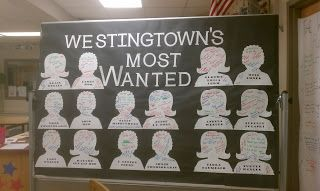 Westingtown's Most Wanted - Character Profiles | Sara Ozbun