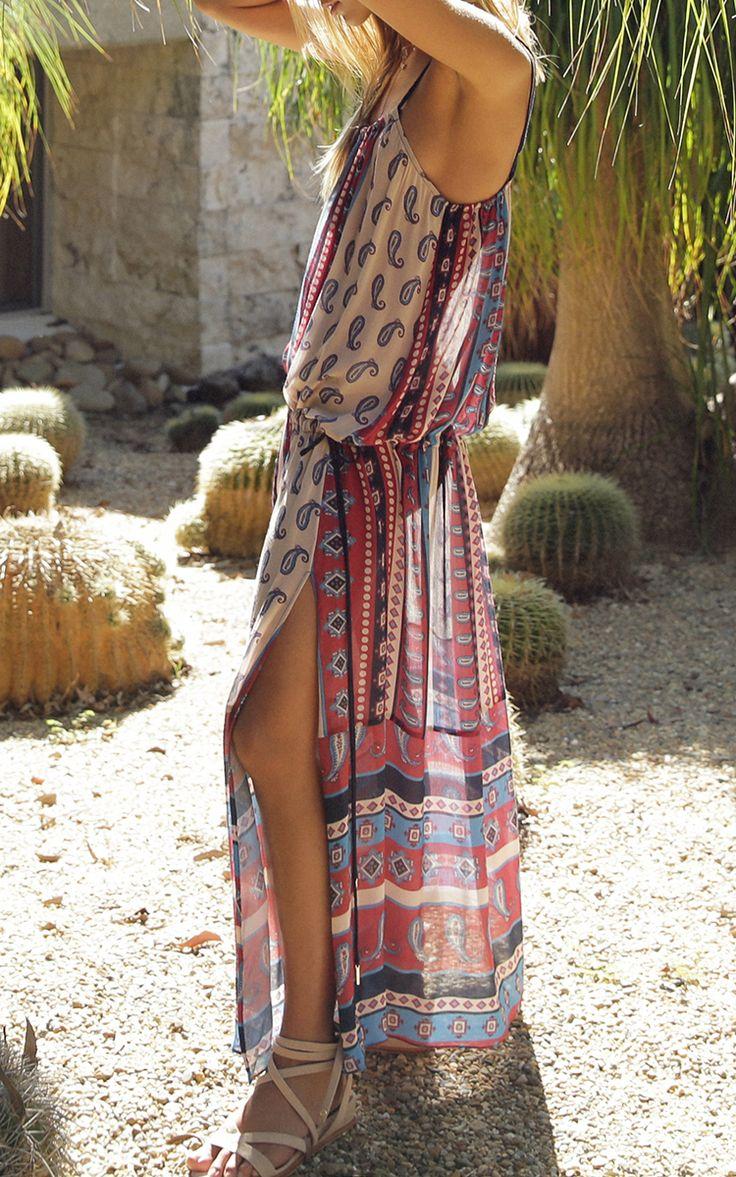 Suboo - Arizona Maxi Dress