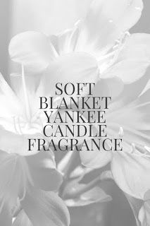 Smart Working is Hard Working: Soft Blanket Yankee Candle
