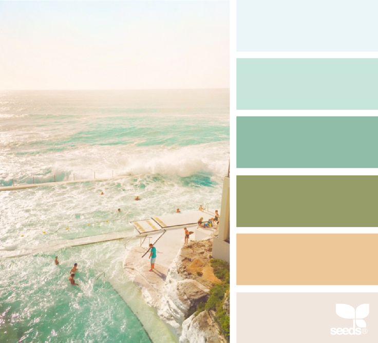 Mental Vacation via @designseeds