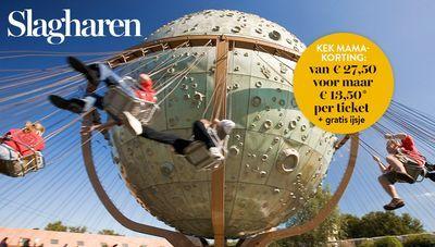 Het avontuur gaat door in Attractiepark Slagharen