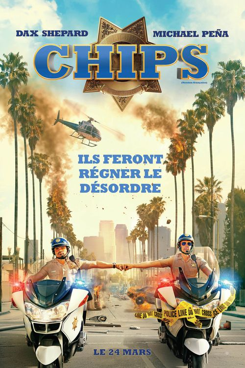 Watch CHiPS 2017 Full Movie Online Free