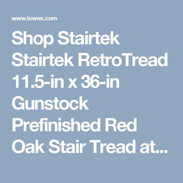Best Shop Stairtek Stairtek Retrotread 11 5 In X 36 In Gunstock 400 x 300