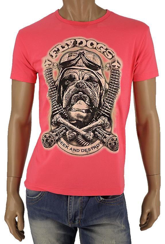 Ανδρικό t-shirt  MPLU-0099