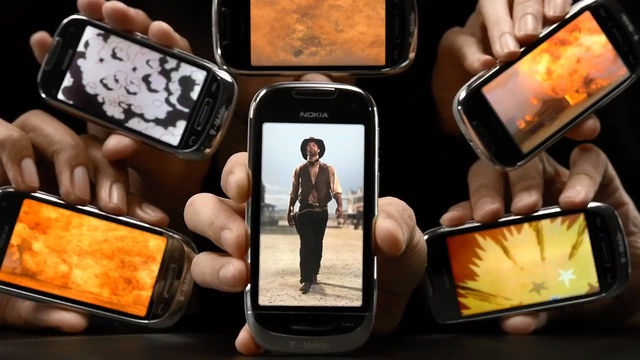 "Nokia ""Cowboy"" by Anthony Furlong. Director: Anthony Furlong"