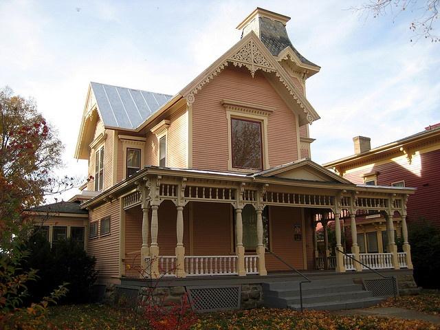 285 Best Eastlake Homes Images On Pinterest Victorian