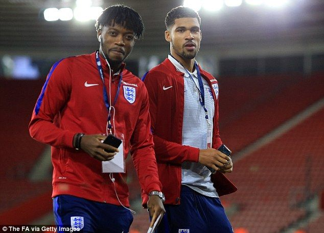 Ruben Loftus-Cheek (right) is another who has suffered with an injury and will not travel