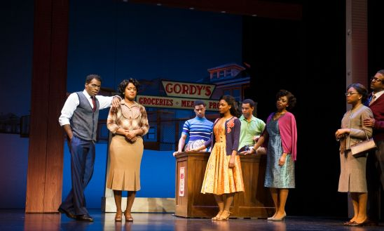 Motown The Musical at London's Shaftesbury Theatre - http://www.boxoffice.co.uk/arts-and-theatre-tickets/musicals/motown-the-musical-tickets.aspx