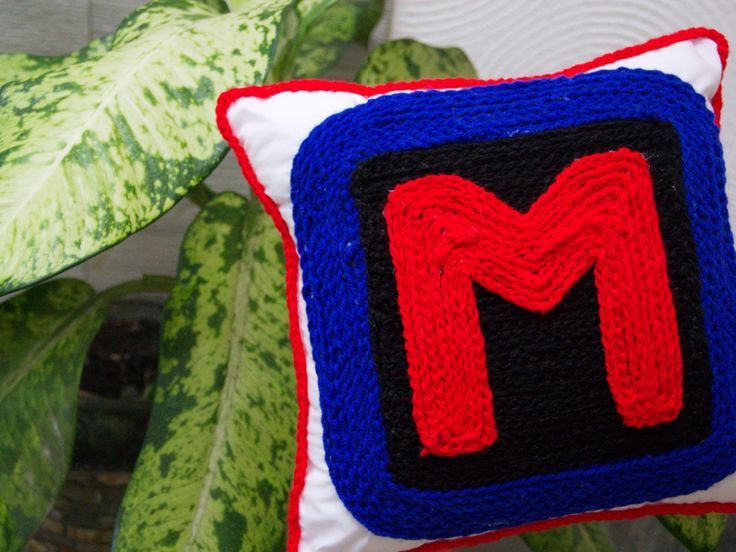 DIY Home Or Room Decoration (Decorative Cushion with letter)
