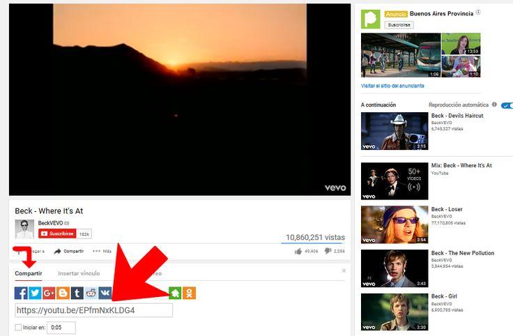Descargar videos de Youtube con Offliberty