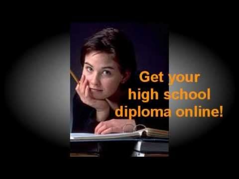 Get Your High School Diploma Online #highschool #diploma #onlinelearning