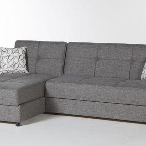 Denim Sofa Sleeper Sectional