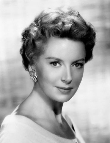 Debra Kerr - (1921-2007) born Deborah Jane-Kerr Trimmer. Film, stage and TV actress. Performed on Broadway and in London's West End. Made many films and had numerous award nominations. Golden Globe winner.