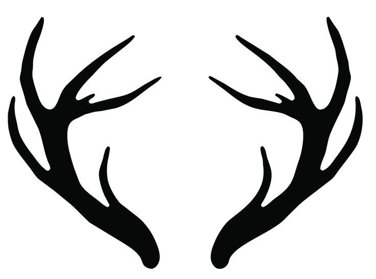 pictures of deer antlers | Antler Tattoos Designs Deer- antlers -temporary- tattoo .jpg