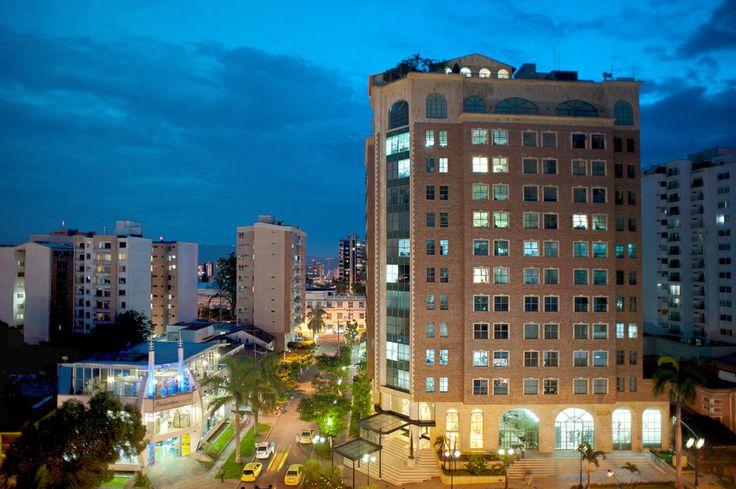 Hotel Dann en Bucaramanga Facade (Front view) - Hotel Dann Carlton (Bucaramanga, Colombia) by Mario Carvajal on 500px