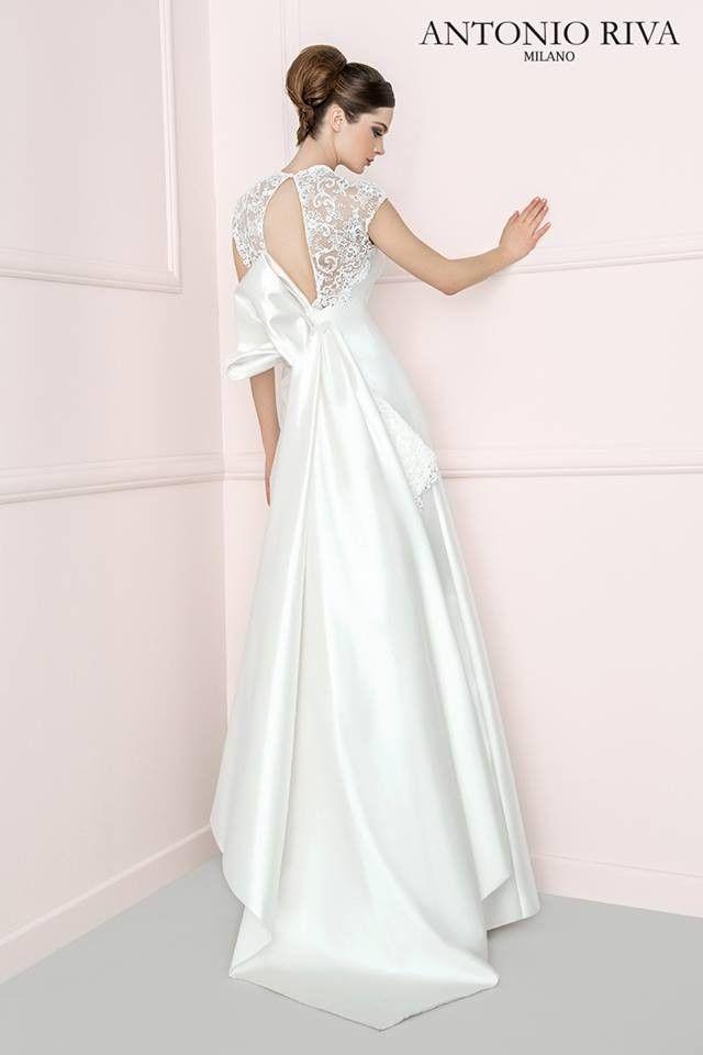 Antonio Riva #fiocco #sposa #bride #bridal #abitosposa2016 #nozze #matrimonio #matrimoniopartystyle #location #trovalocation #wedding #weddingconsultant