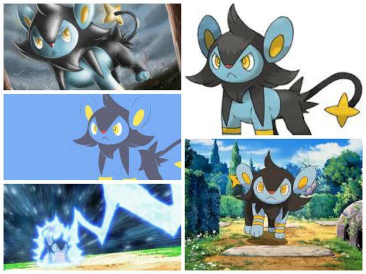 Luxio(Spark Pokémon)