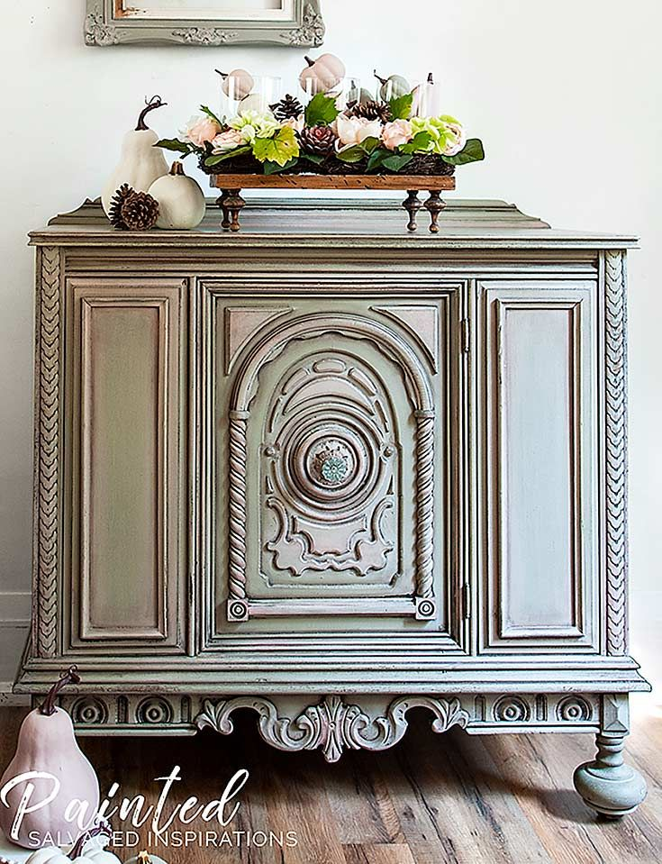 Fall Style Furniture Makeover Painted Furniture Diy Furniture