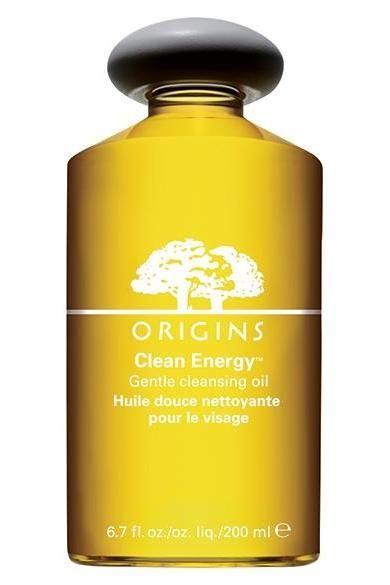 origins clean energy gentle cleansing oil #skincare