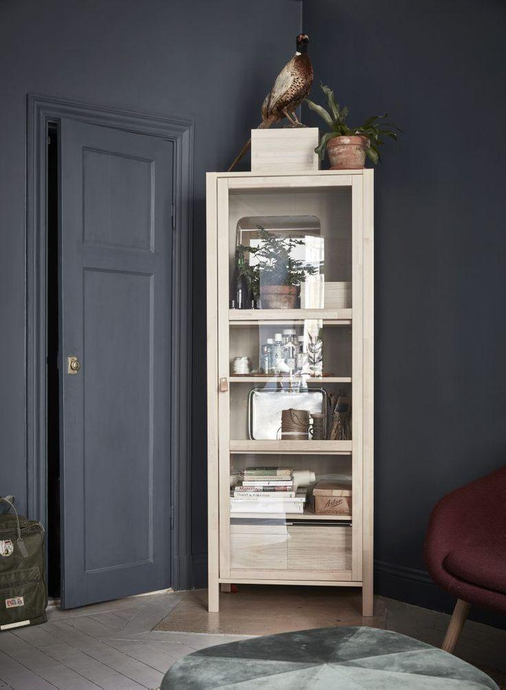 Gravity Home: Tiny Blue Stockholm Apartment