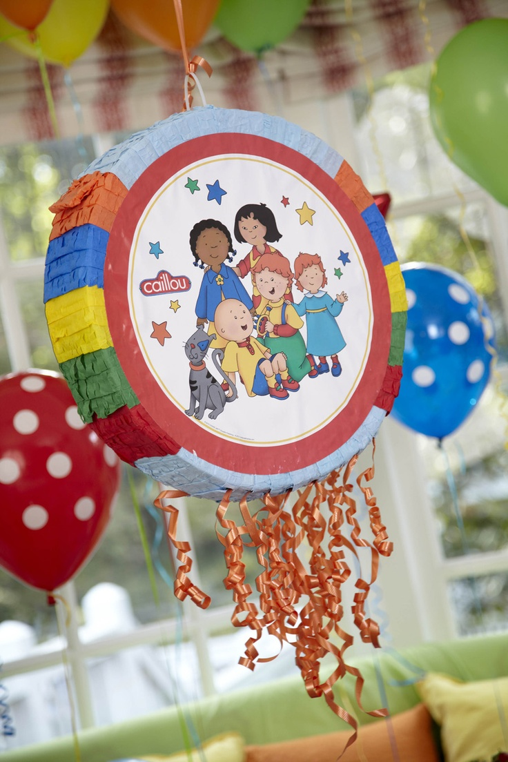 Caillou Party Favors #Birthday #Kids #BirthdayExpress