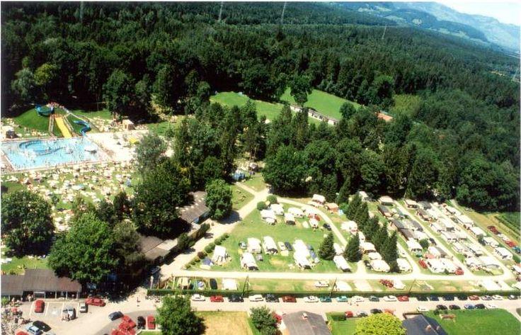 Waldcamping - Vorarlberg - Feldkirch - heel goede reviews, super zwembad, bij stadje