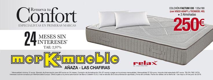 El descanso más reparador al mejor precio en #merkamueble