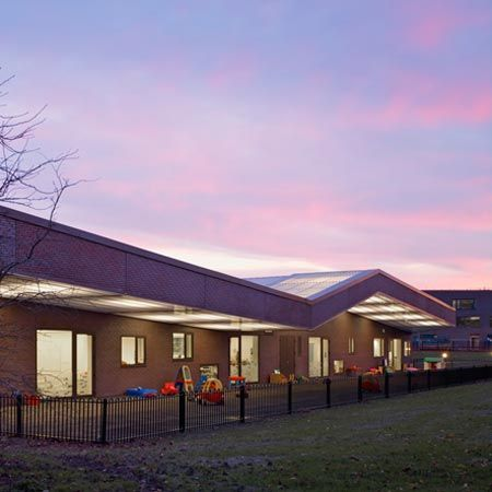 Pond Meadows Special Needs School by DSDHA
