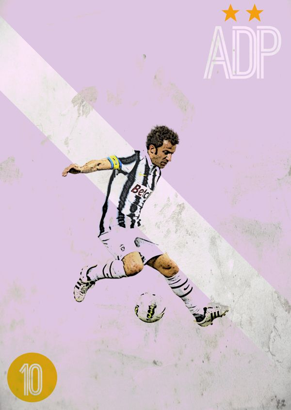 Del Piero by Dani Rivera