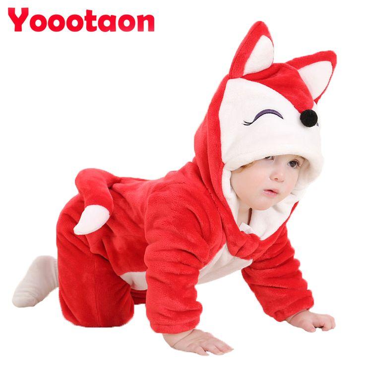Minion Hello kitty babykleertjes Een Stukken voor pasgeboren Cartoon Dier Jumpsuit Meisje Rompertjes Flanel Jongen kleren kostuum in kies de romper volgens uw baby werkelijke hoogte (schouderbreedte, borst breedte en andere gegevens). sinds verschillend van rompers op AliExpress.com | Alibaba Groep