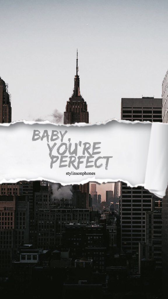 Perfect | @stylinsonphones