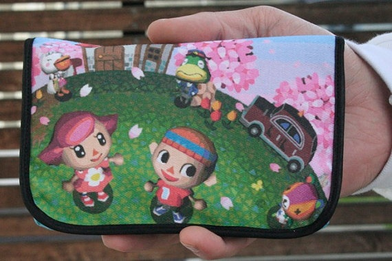 Animal Crossing Nintendo 3DS XL and LL Case