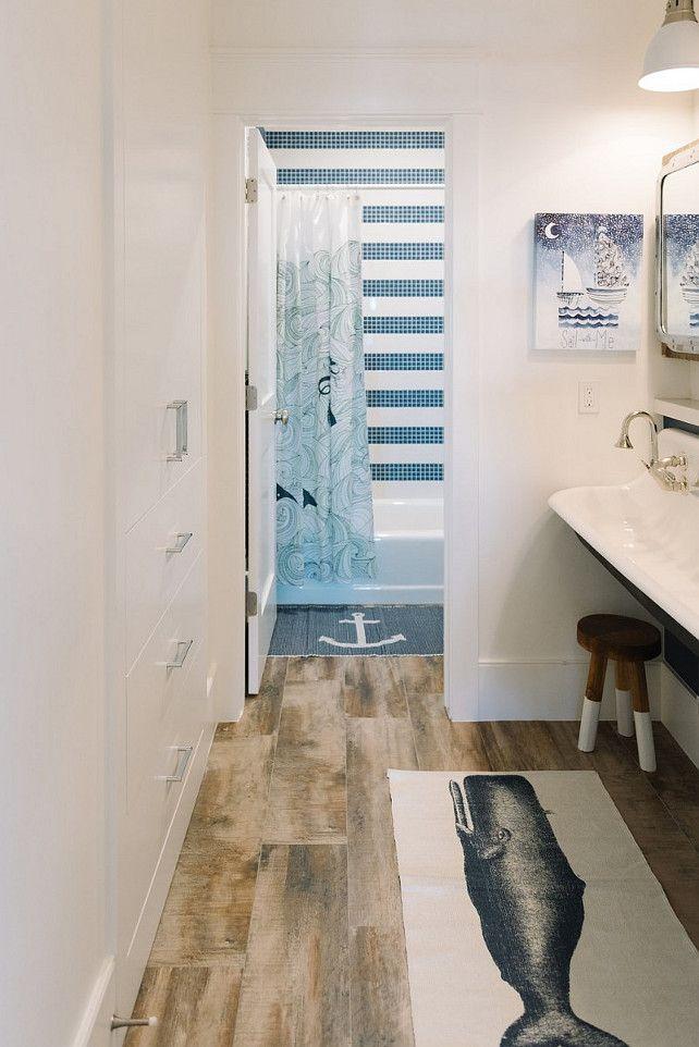 Thomas Paul whale bath mat