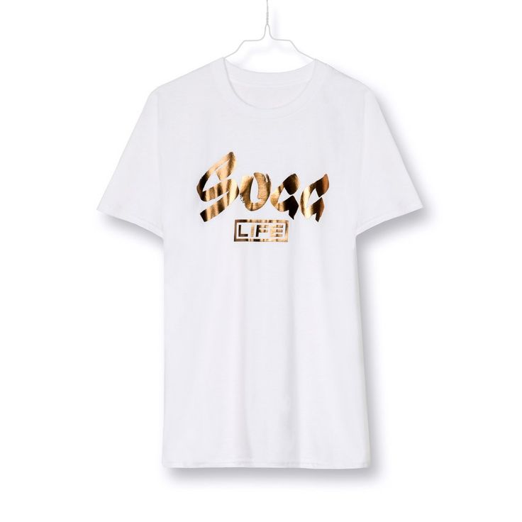 White Copper T-Shirt @officialzoella