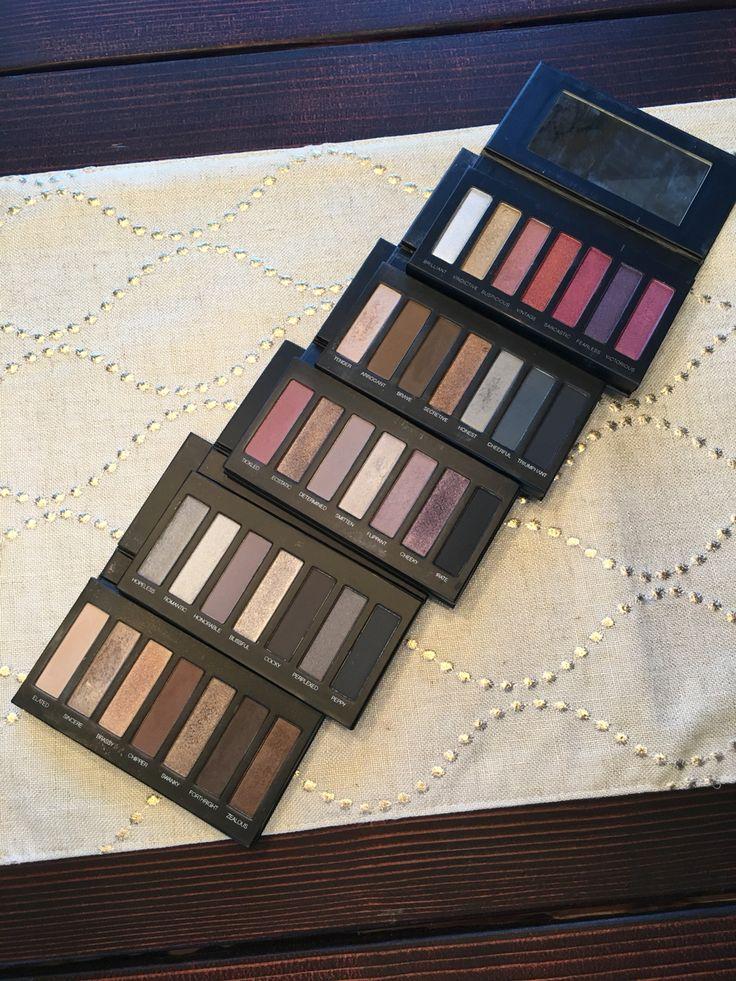 Makeup Palettes: 163 Best Images About A Younique Eye Palette On Pinterest