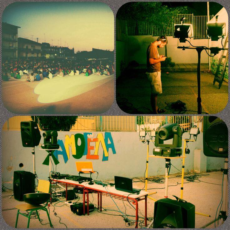 Σχολικό Party Δημοτικού με #dj #ήχο #φώτα #μικρόφωνα #θεσσαλονίκη #newdjsteam