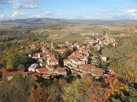 Auvergne > Puy-de-Dôme > Nonette > Village