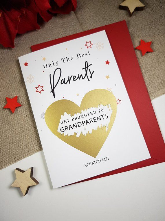 Scratch Off Cards Only The Best Aunts Get Promoted To Great Aunt Pregnancy Announcement Cards