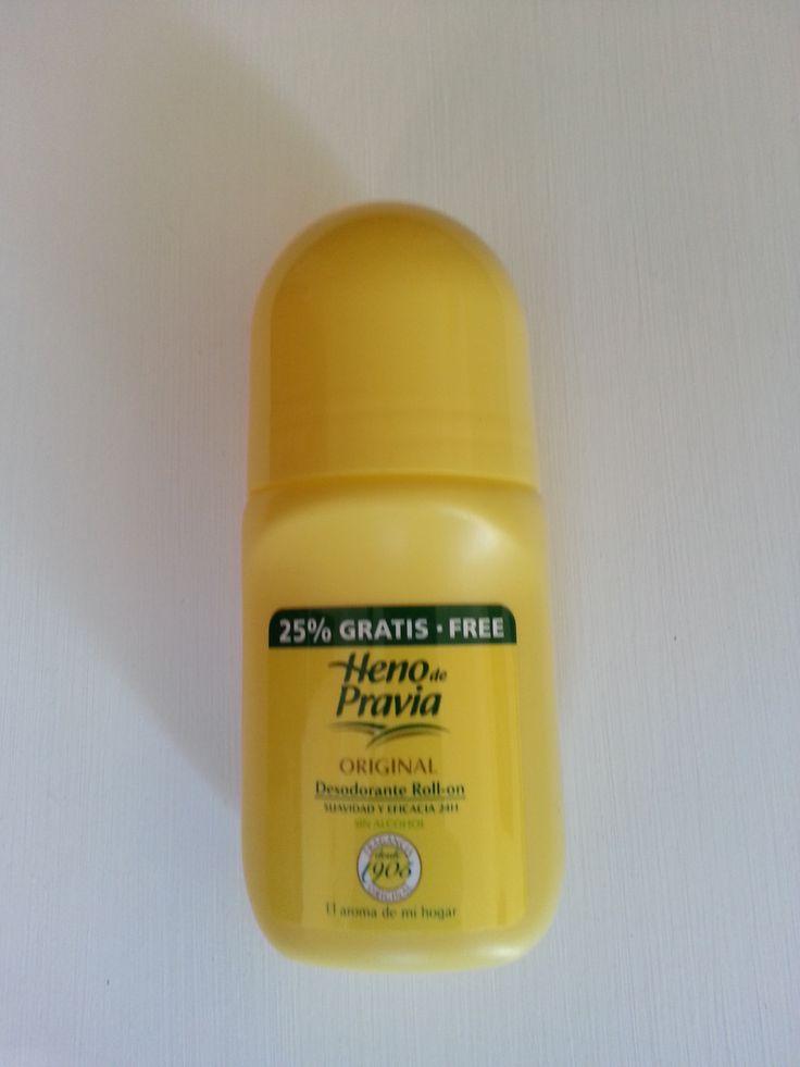 Gemstone Trading - Heno de Pravia deodorant 24 hr roll on deodorant 62.50ml , £2.99 (http://gemstonetrading.co.uk/heno-de-pravia-deodorant-24-hr-roll-on-deodorant-62-50ml/)