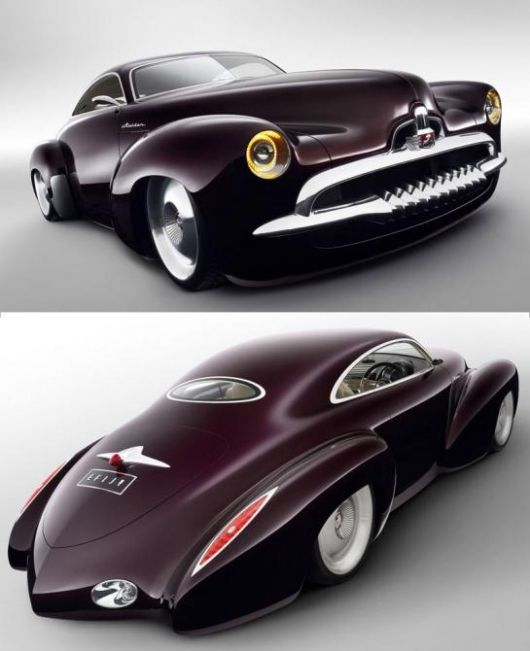 Holden shows wild Hot Rod concept. The Holden Efijy concept/show car from Australia