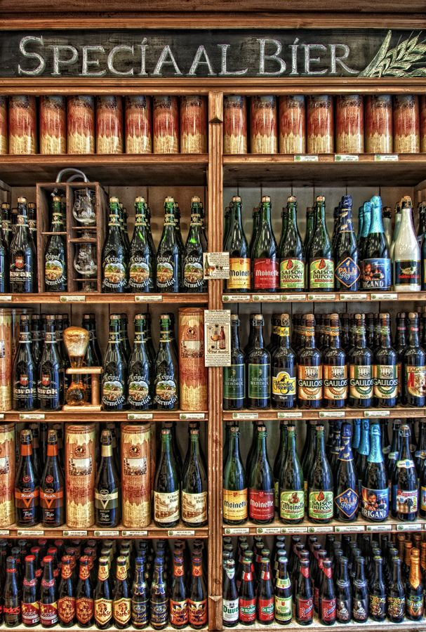 Brussels, Belgium – Speciaal Bier!! Oh man I can't wait for August... 2013