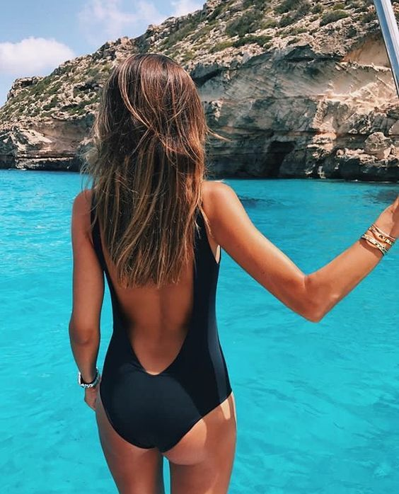 Think, that big butt one piece swimsuit