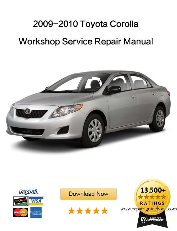 Bestseller  Toyota Repair Manual
