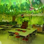 decorating classroom